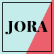 Jora – an Exquisite Portfolio WordPress Theme