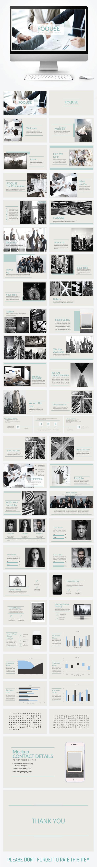 FOQUSE Keynote Presentation - Creative Keynote Templates