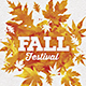 Fall / Autumn Festival Flyer - GraphicRiver Item for Sale