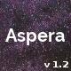 Aspera - Material Coming Soon Template