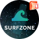 SURFZONE - Powerpoint Presentation Template