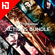 Five Photoshop Actions Bundle v6 - GraphicRiver Item for Sale