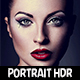 Portrait Hdr Photoshop Action