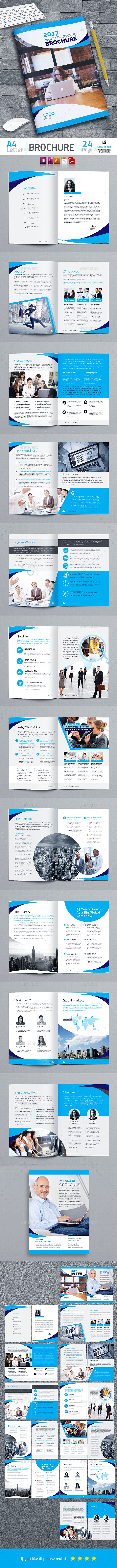 GraphicRiver Brochure 20543911