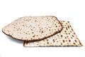 Two Matzah on White - PhotoDune Item for Sale