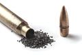 Bullet On White - PhotoDune Item for Sale