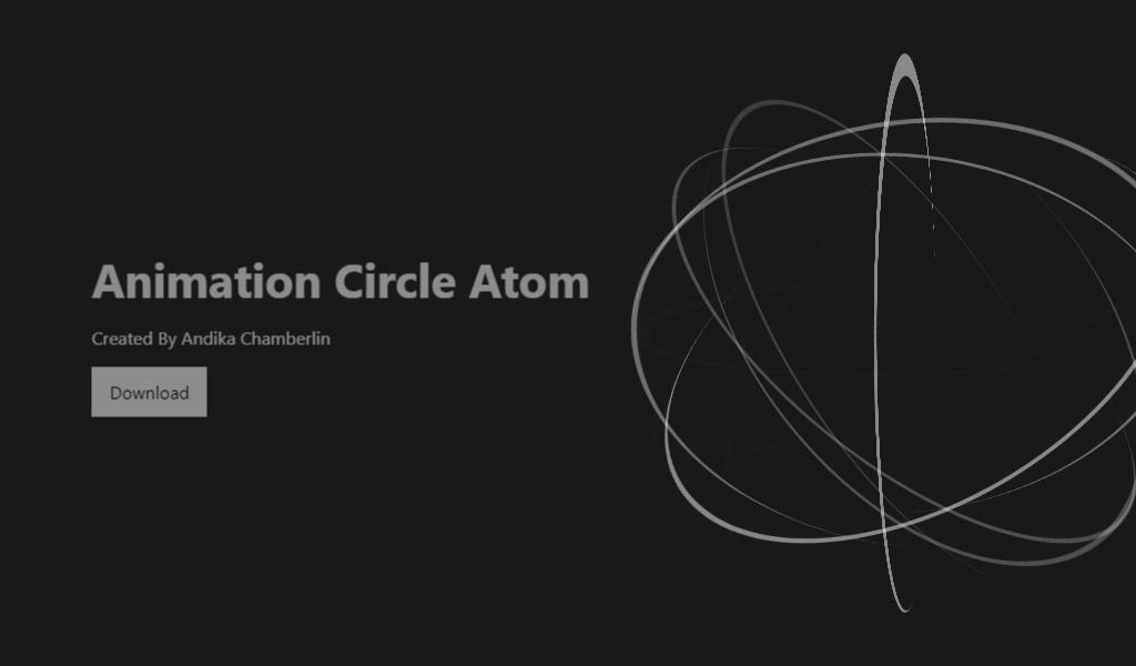 Background Animation Circle