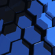 Hexagons Corporate Background - VideoHive Item for Sale