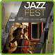 Jazz Fest Flyer Print Template - GraphicRiver Item for Sale