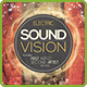 Sound Vision Flyer - GraphicRiver Item for Sale