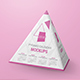 Pyramid Calendar Mockups
