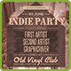 Indie Party Flyer - GraphicRiver Item for Sale