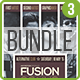 Flyer Bundle Vol.1 - GraphicRiver Item for Sale