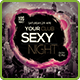 Sexy Night Flyer Template - GraphicRiver Item for Sale