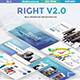 Right v2 Multipurpose Google Slide Template - GraphicRiver Item for Sale