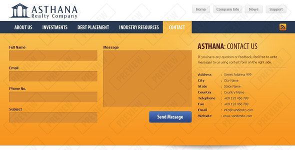 Asthana Realty - Business Corporate