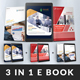 E Book Template Bundle | Volume - 2