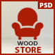Wood - Furniture Store & Interior Design Template