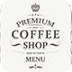 Coffee Shop Menu Flyer - GraphicRiver Item for Sale
