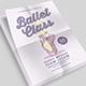 Ballet Class Flyer
