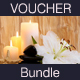 Gift Voucher Bundle - GraphicRiver Item for Sale