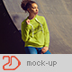 Hoodie Mock-Up / Female v2 - GraphicRiver Item for Sale