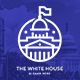 The White House - Business Consultant, Real Estates, Agency, Creative Modern Logo Template