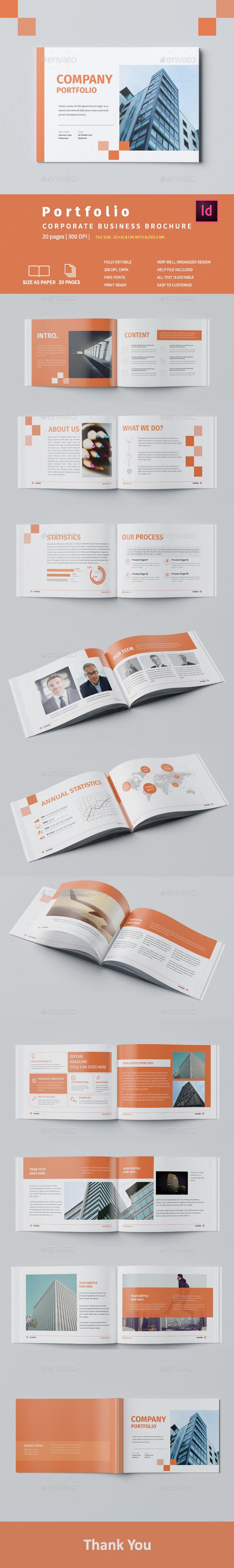 COMPANY PORTFOLIO 2017 - Corporate Brochures