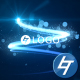 Light Streak Logo - VideoHive Item for Sale