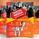 Social Media Summit Flyer - GraphicRiver Item for Sale