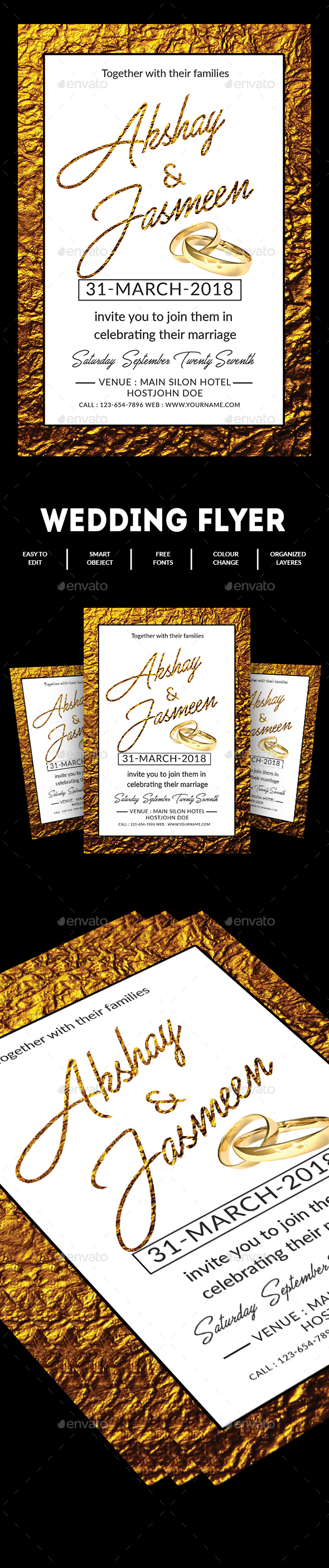 Wedding Flyer
