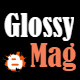 Glossy Mag - News & Magazine Blogger Theme - ThemeForest Item for Sale