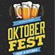 Oktoberfest Flyer - GraphicRiver Item for Sale
