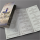 Ballet Program 3-Fold Brochure
