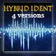 Aggressive Hybrid Trailer Ident