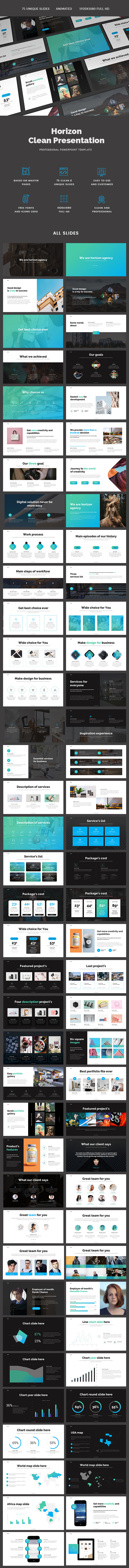GraphicRiver Bundle PowerPoint 3 in 1 20544006
