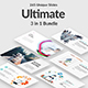 3 in 1 Ultimate Bundle Google Slide Templaet - GraphicRiver Item for Sale
