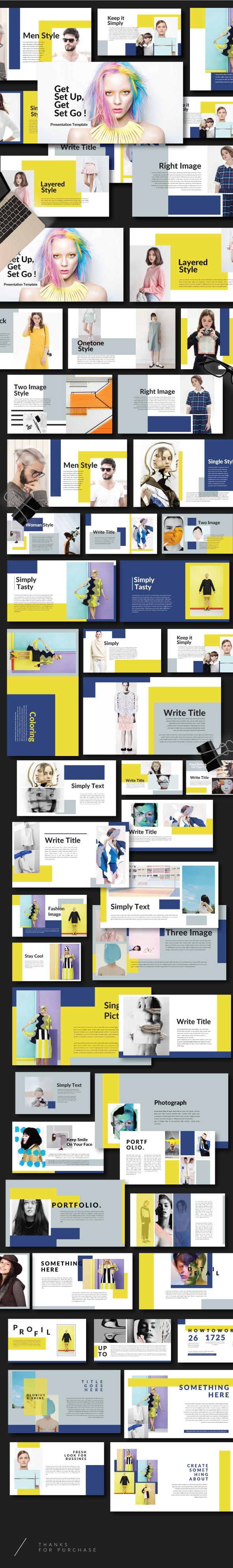 Pastel Minimal Powerpoint Template - Creative PowerPoint Templates