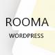 Rooma Minimal Creative Portfolio WordPress Theme