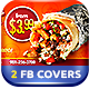 2 Mexican Fast Food FB Cover