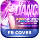 Party Dance Nightclub FB Cover