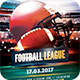 American Football League Flyer - GraphicRiver Item for Sale