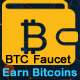 BTC Faucet Rotator - Earn Passive Cryptocurrency