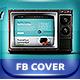 Retro Agency FB Cover - GraphicRiver Item for Sale