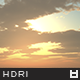 High Resolution Sky HDRi Map 129
