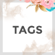 TAGS - Minimal Portfolio HTML Template - ThemeForest Item for Sale
