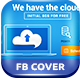 Cloud & Hosting FB Cover - GraphicRiver Item for Sale
