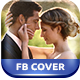 2 Wedding Photo Album FB Covers - GraphicRiver Item for Sale
