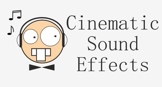 Cinematic Sound Effects Collection