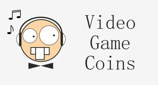 Video Game Coins Collection
